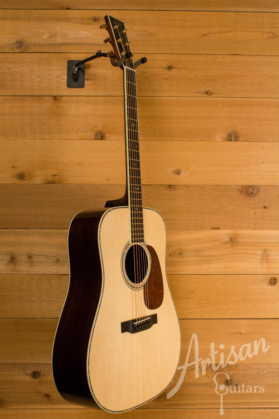 Collings D41 Guitar with Adirondack Spruce Top and Indian Rosewood back and sides  ID-10451
