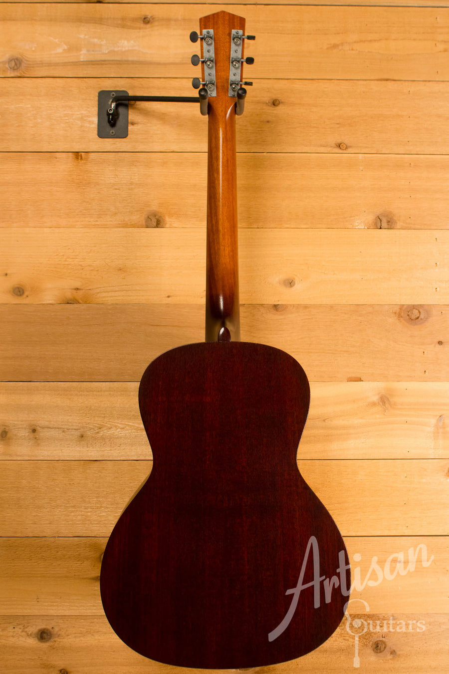 Waterloo WL-14L Guitar with Truss Rod and Sunburst Finish ID-10364