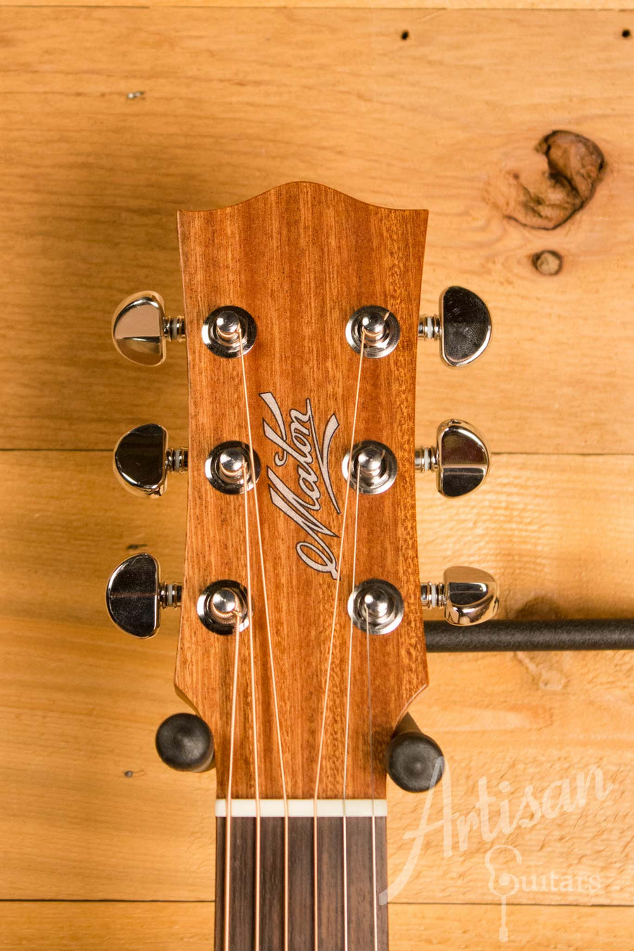 Maton SRS808C Guitar Western Red Cedar and Solid Blackwood Cutaway ID-10721 - Artisan Guitars