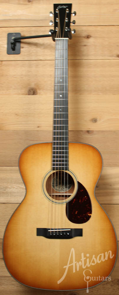 Collings OM1 SB  Sitka Spruce and Mahogany with Western Sunburst ID-8772