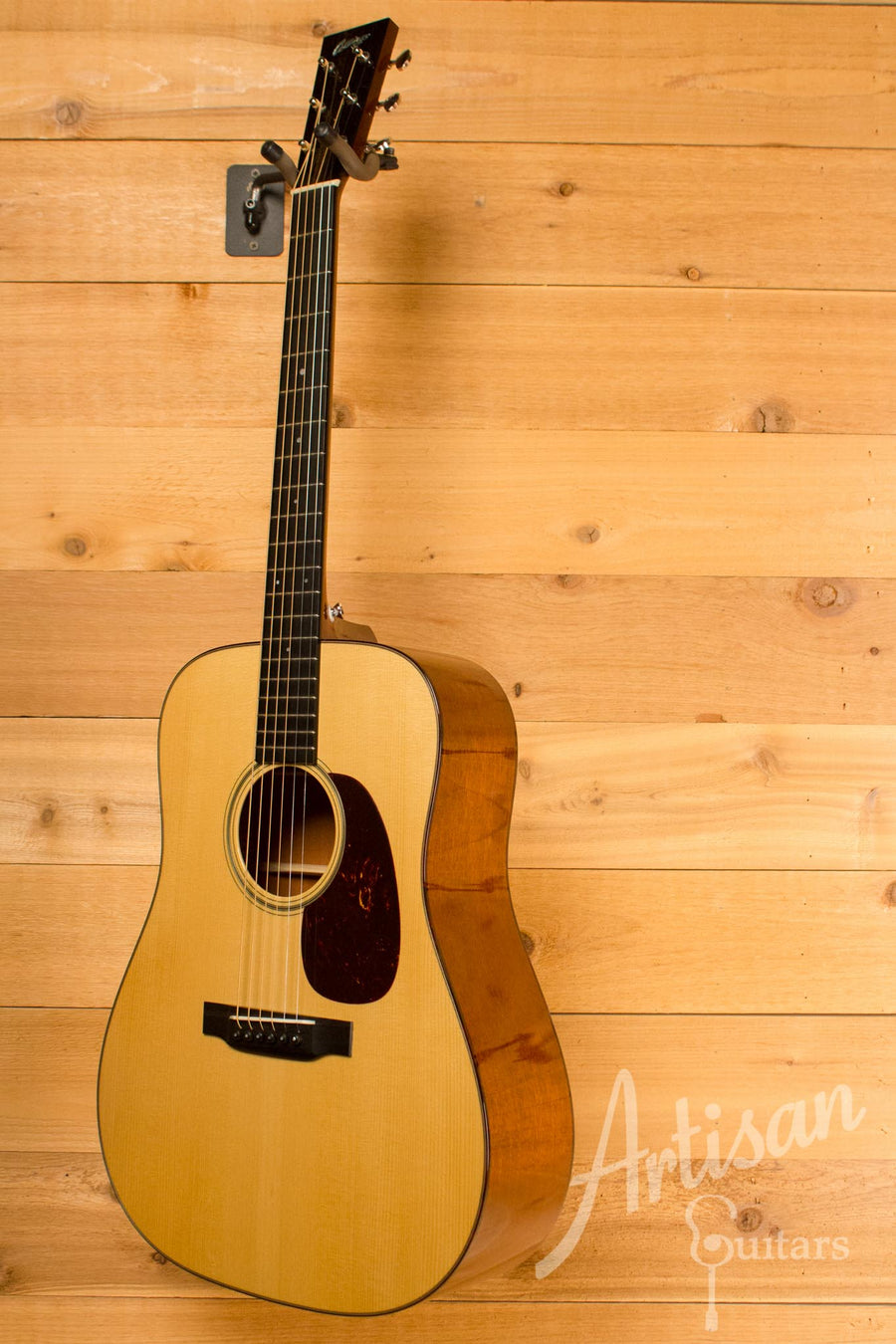 Collings D1A Adirondack and Mahogany with No Tongue Brace Pre-Owned 2014 ID-10728 - Artisan Guitars