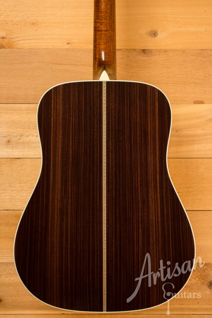 Collings D2HA Guitar Torrefied Adirondack Spruce and Indian Rosewood No Tongue Brace and Adirondack Bracing ID-10593