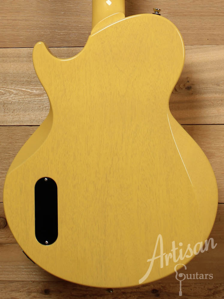 Collings 290 TV Yellow with Wraparound Bridge ID-9109 - Artisan Guitars