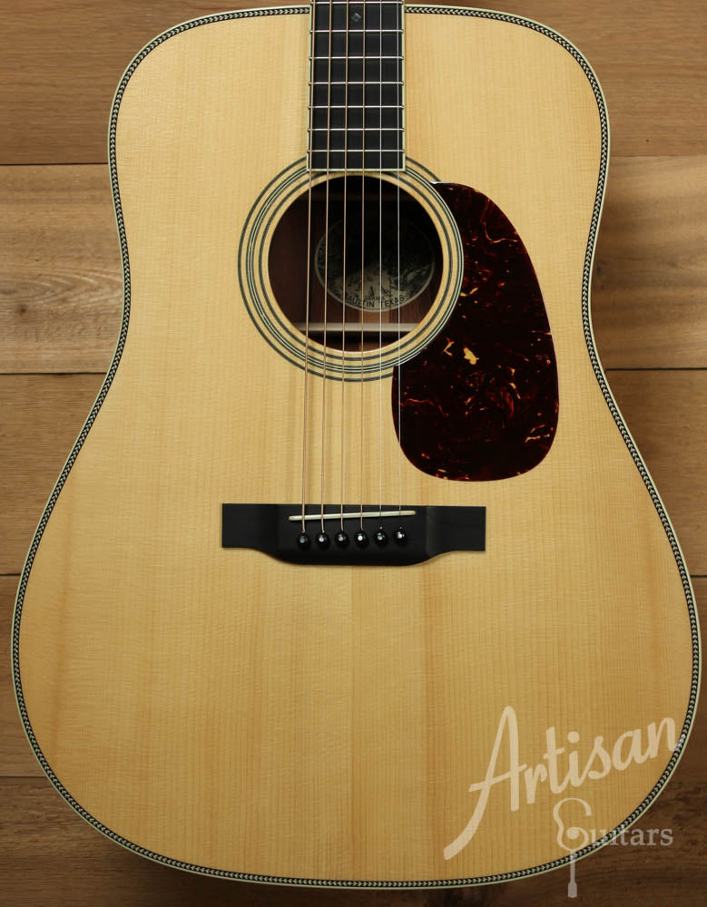Pre Owned 2010 Collings D2HAMR with Adirondack and Madagascar Rosewood ID-5319
