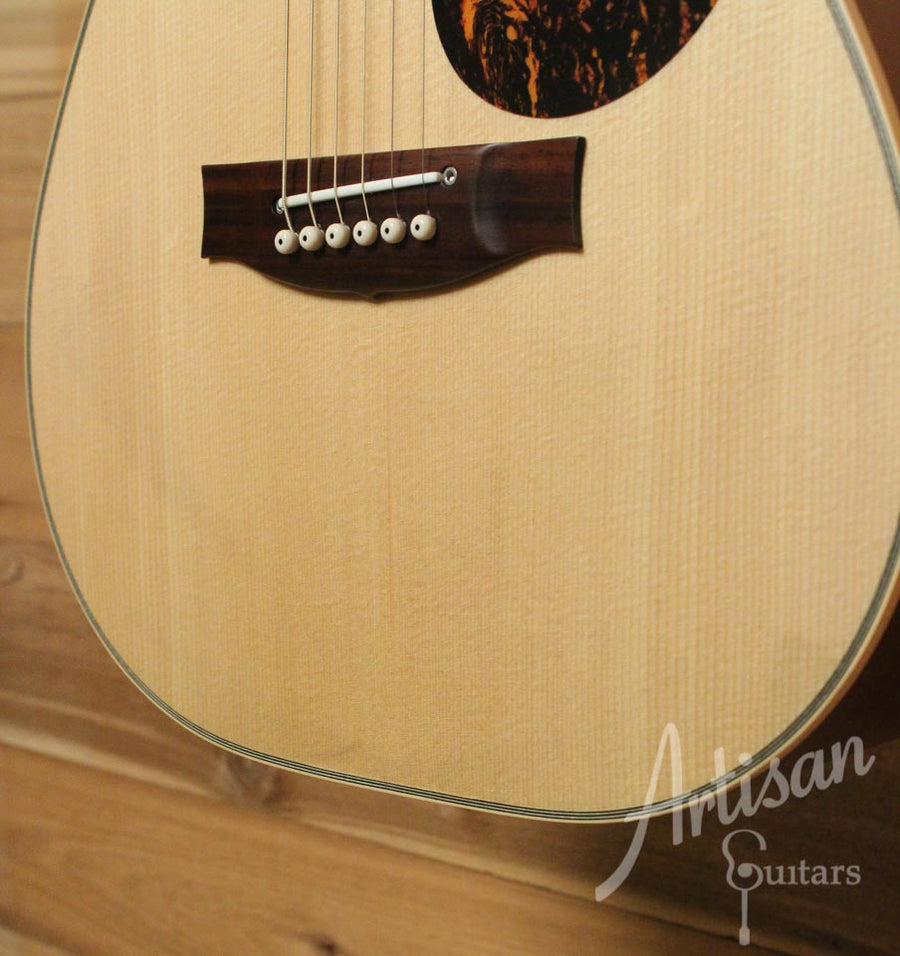 Pre-Owned 2014 Maton EBG808TE Tommy Emmanuel Signature Sitka and Queensland Maple ID-9783