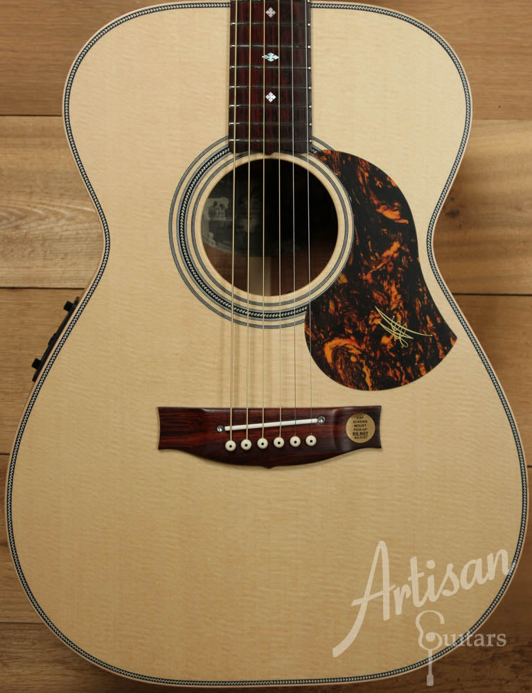 Maton EBG808 Artist Sitka with Blackwood ID-9144