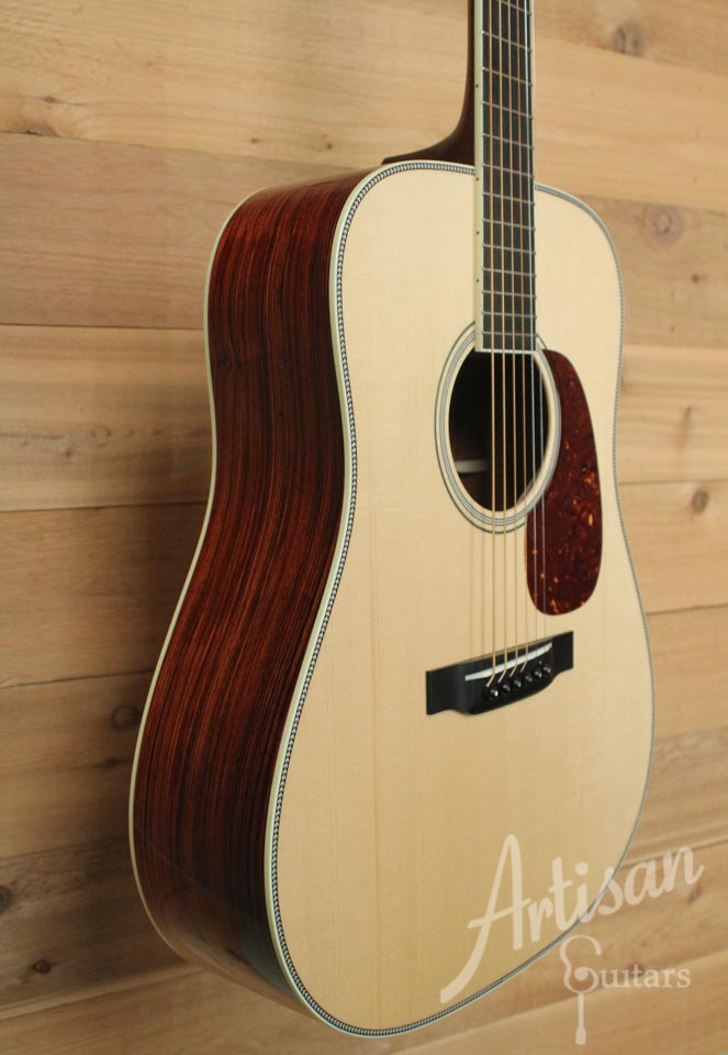 Collings CW with Adirondack Spruce top and Cocobolo back and sides ID-9804 - Artisan Guitars