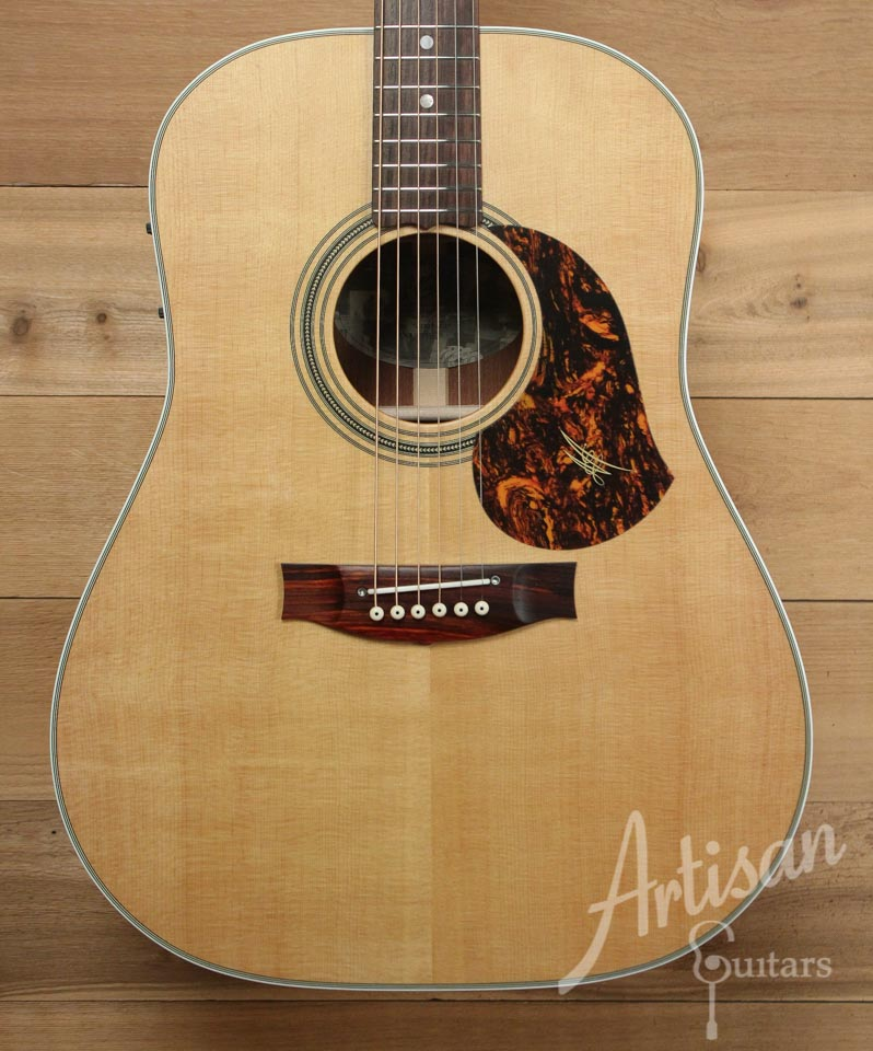 Maton Heritage ECW 80 Sitka Spruce and Queensland Maple ID-9813