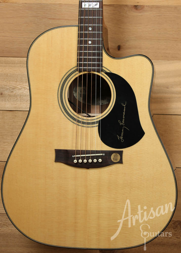Maton TE1 Tommy Emmanuel Artist Sitka Spruce and Indian Rosewood ID-9152