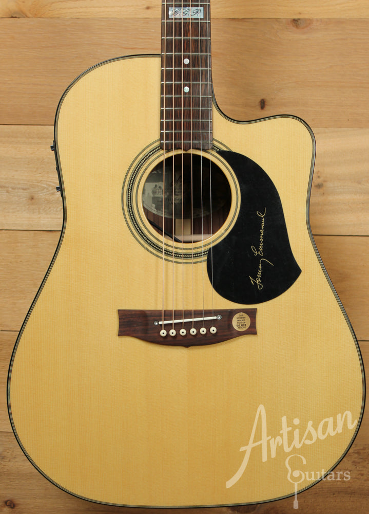 Maton TE1 Tommy Emmanuel Artist Sitka Spruce and Indian Rosewood ID-9176