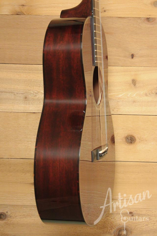 Huss and Dalton 00SP Sinker Mahogany Top, Back and Sides ID-9537