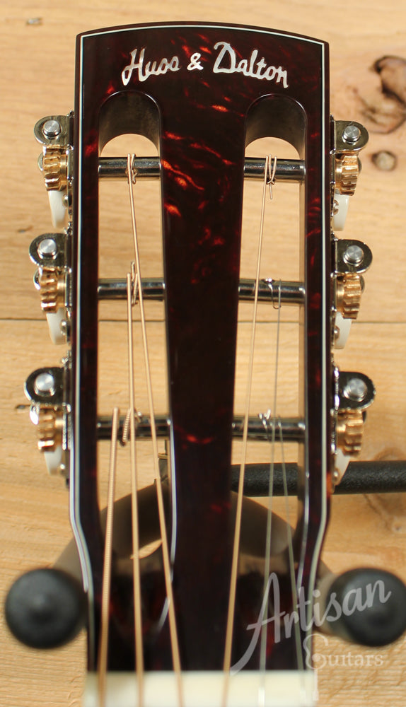 Huss and Dalton 00SP Custom Sinker Mahogany ID-8956