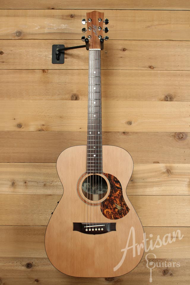 Maton SRS808 Western Red Cedar and Solid Blackwood ID-9952