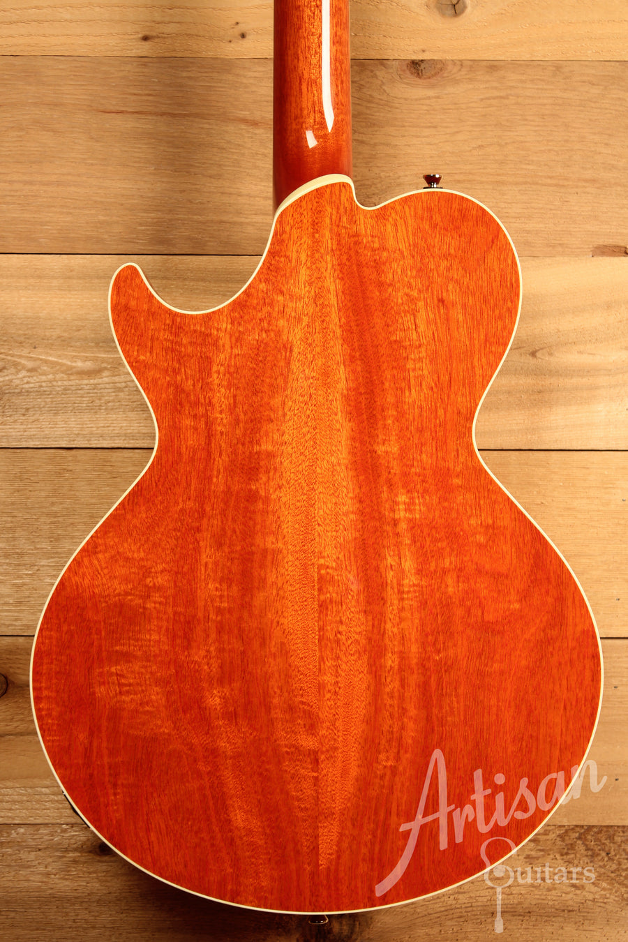 Collings SoCo Deluxe Guitar Amber Sunburst Flame Top ID-11408 - Artisan Guitars
