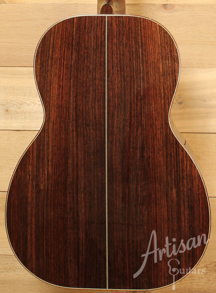 Pre Owned 2012 Huss and Dalton 000 Sitka Spruce and Indian Rosewood ID-9264