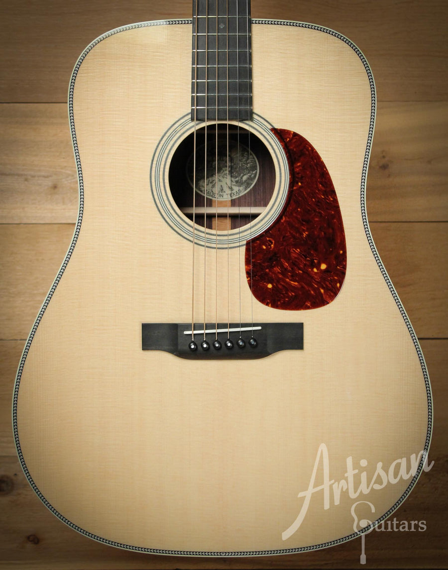 Collings D2H Herringbone Sitka Spruce and Indian Rosewood ID-10057