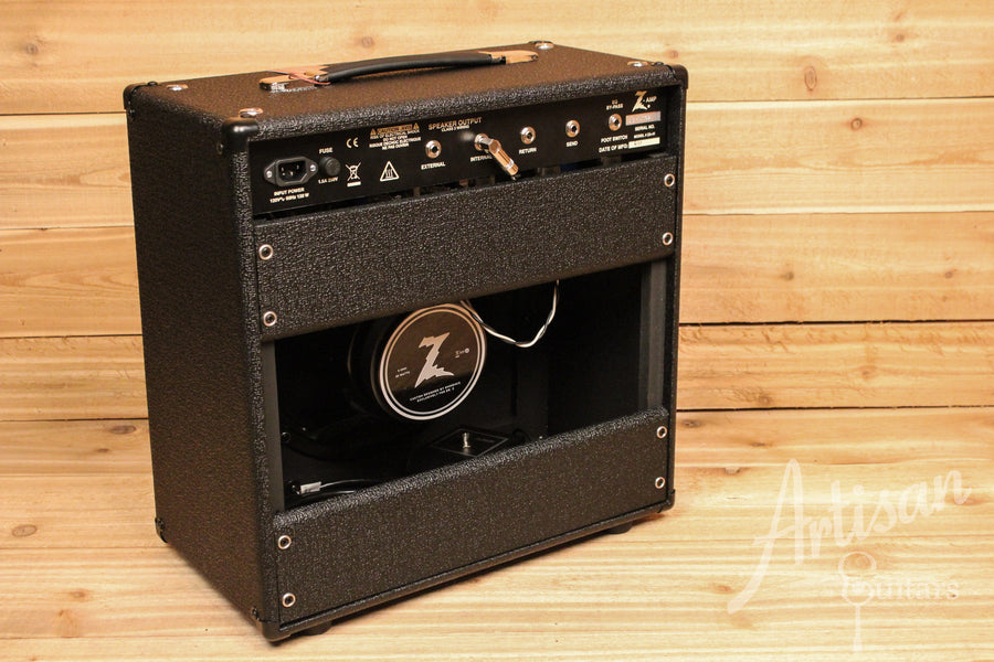 Dr. Z Cure 1x12 Combo Black Z Wreck Grille ID-11343