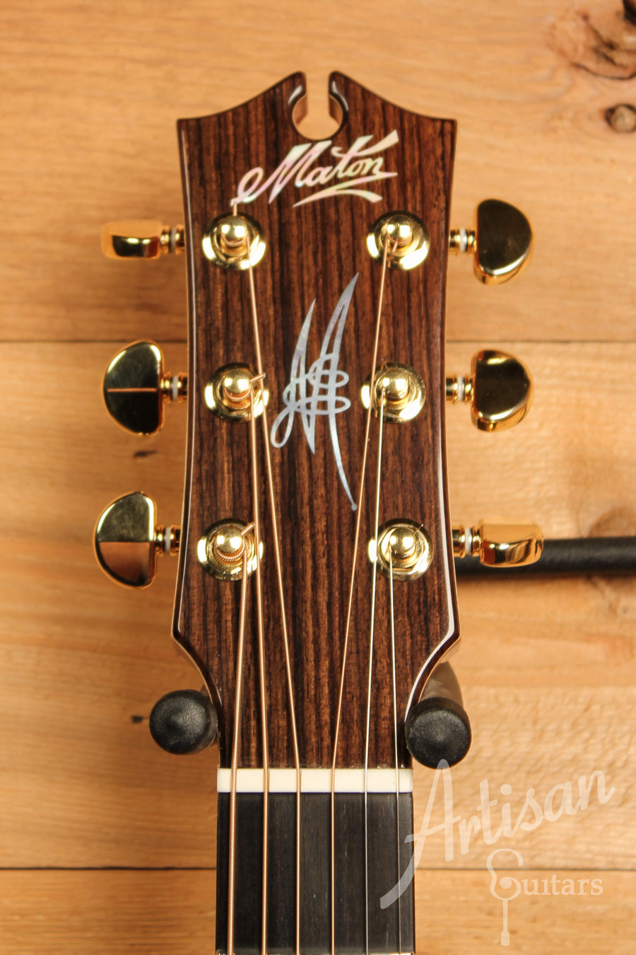 Maton EM100C Messiah Guitar Sitka Spruce and Indian Rosewood ID-11447