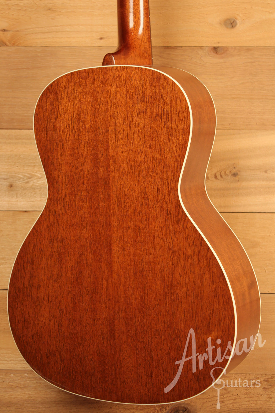 Waterloo WL-12 MH All Mahogany Guitar with Truss Rod ID-11458