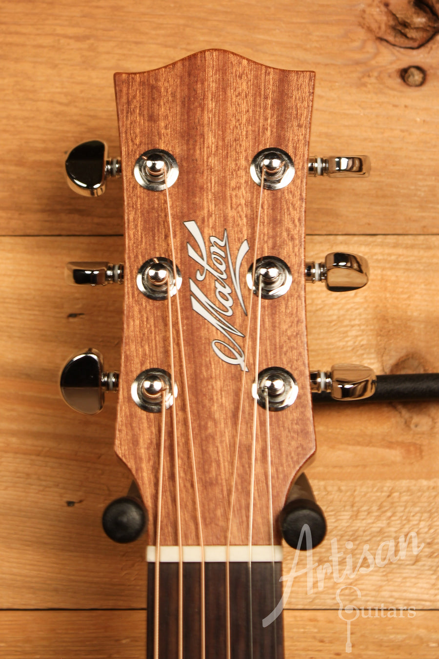Maton S60 Guitar with Bearclaw Sitka Spruce and Queensland Maple ID-11464