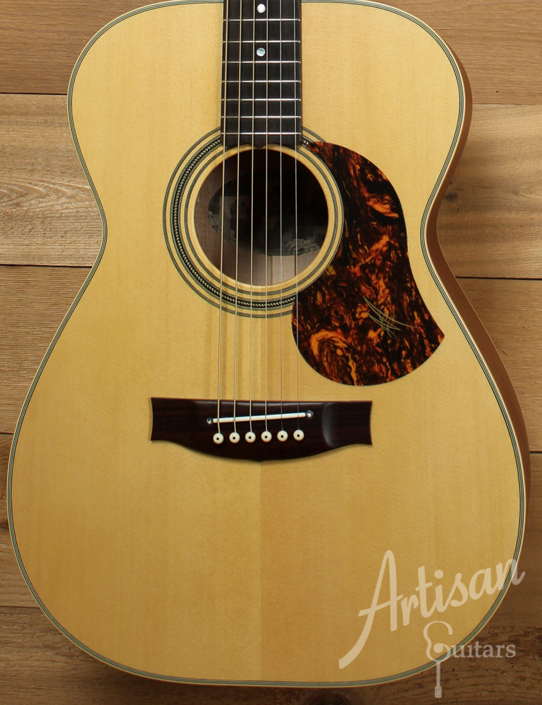 Maton EBG808TE Tommy Emmanuel Signature Sitka and Queensland Maple with AP5-Pro pickup ID-9290 - Artisan Guitars