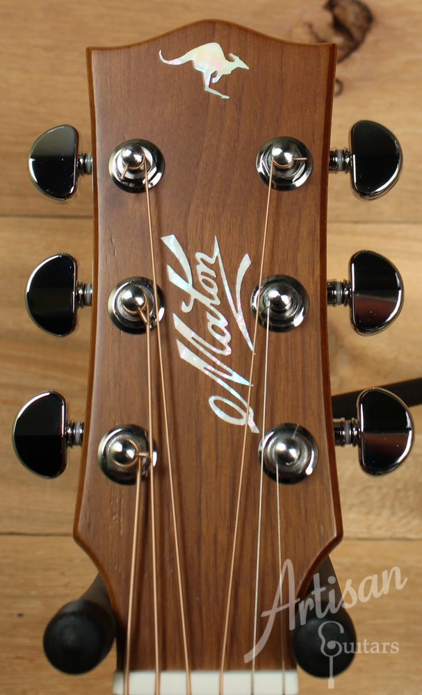 Maton EBG808TE Tommy Emmanuel Signature Sitka and Queensland Maple with AP5-Pro pickup ID-9289 - Artisan Guitars