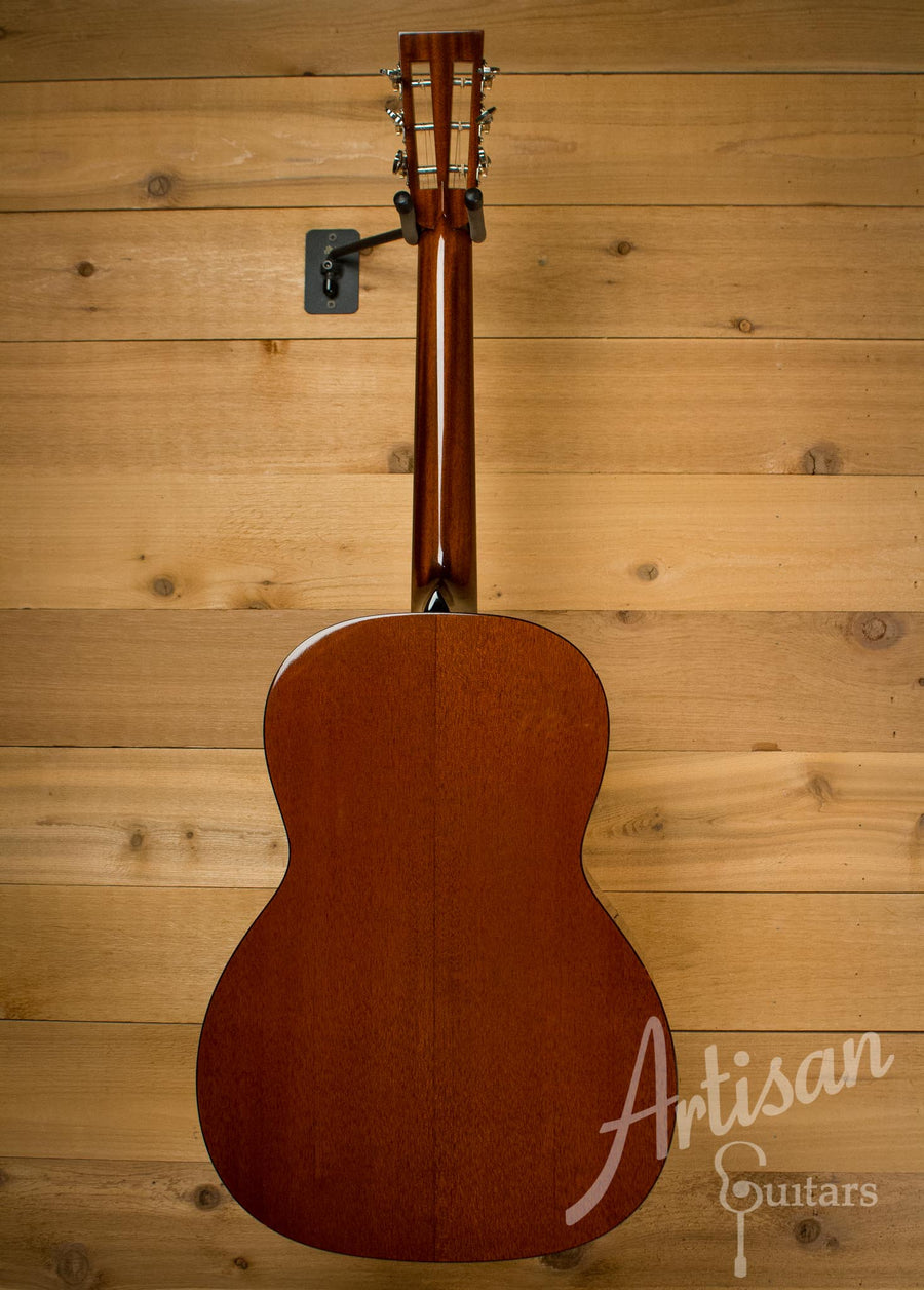 PreOwned Collings 0001E Guitar Custom Engelmann and Mahogany 2012 ID-10187