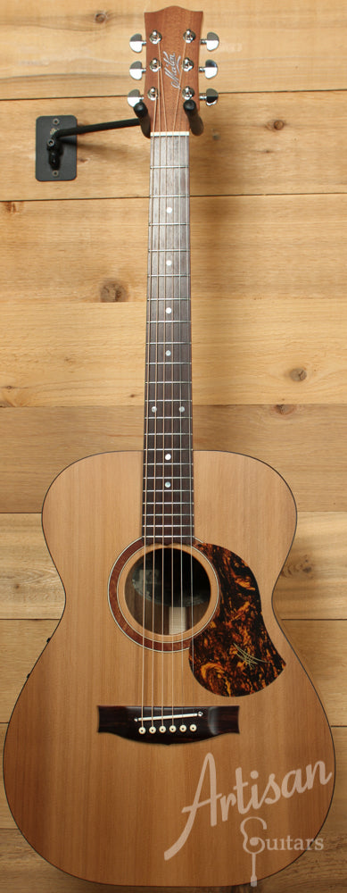 Maton SRS808 Western Red Cedar and Solid Blackwood ID-9299