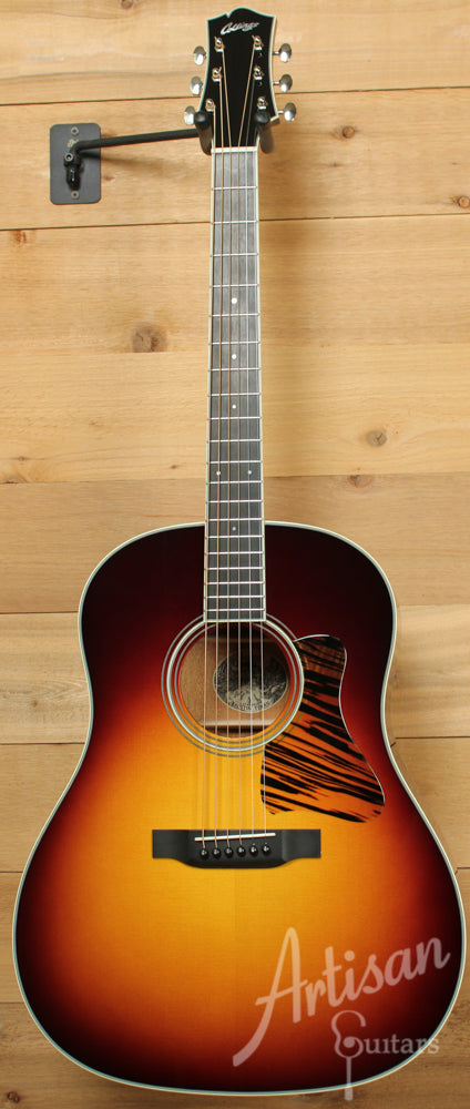 Collings CJ Guitar SS with Sunburst German Spruce top and Mahogany back and sides ID-8842