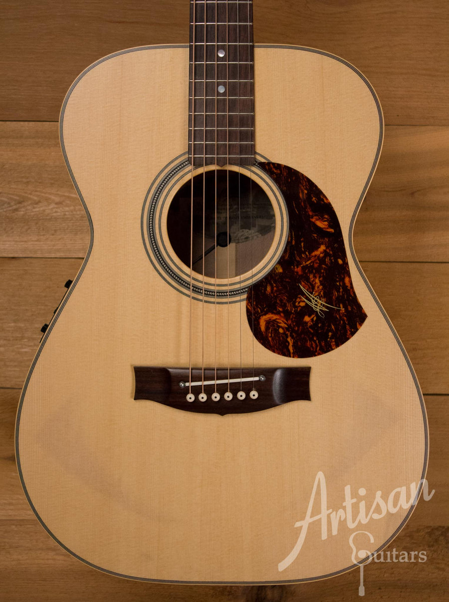 Pre-Owned 2014 Maton EBG808TE Tommy Emmanuel Signature Sitka and Queensland Maple ID-10197