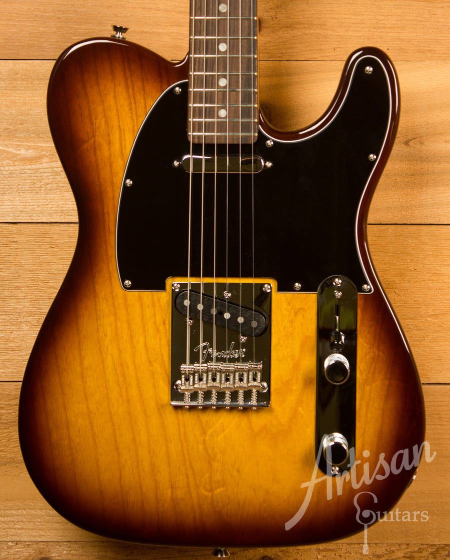Fender American Standard Telecaster Limited Edition Magnificent 7 Cognac Burst Pre-Owned 2016 ID-11498 - Artisan Guitars