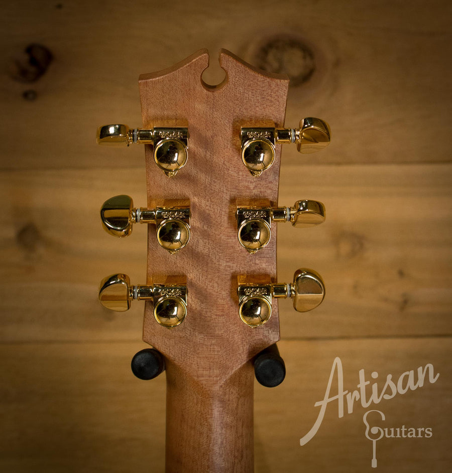 Maton EBG 808C MIC FIX Michael Fix Signature Guitar Sitka and Queensland Maple with Cutaway ID-10120 - Artisan Guitars