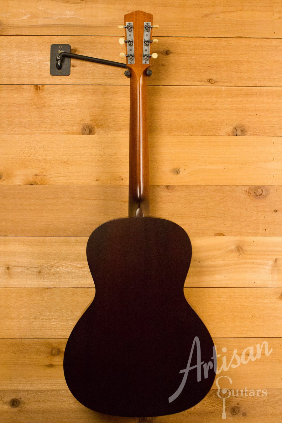 Waterloo WL-14 X Bearclaw Sitka Spruce and Mahogany with T-Bar Pre-Owned 2014 ID-11517