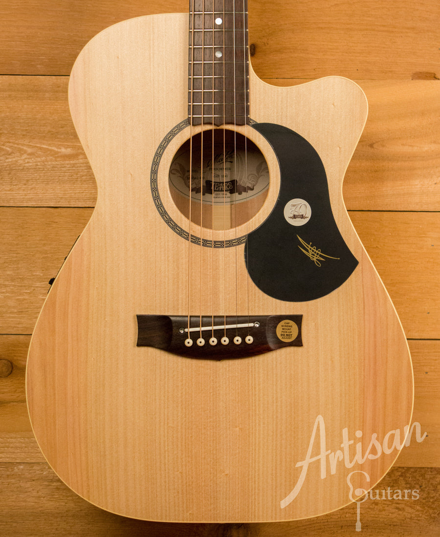 Maton EBG808CLG Performer Series Bunya and Queensland Maple with Cutaway ID-11298 - Artisan Guitars