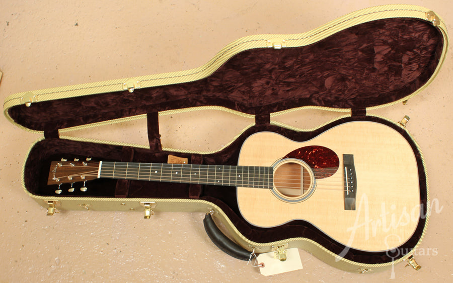 Pre Owned 2013 Huss and Dalton T 0014 Sitka Spruce and Mahogany ID-7448 - Artisan Guitars