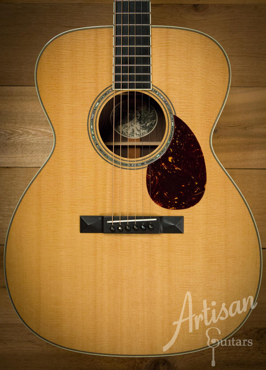 Pre-Owned 2005 Collings OM3 SS Sitka Spruce and Indian Rosewood Short Scale ID-10251 - Artisan Guitars