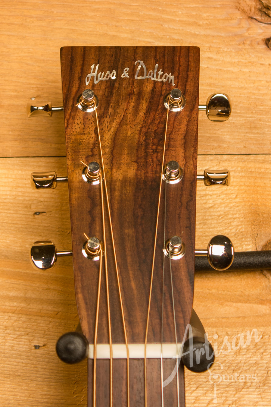 Huss and Dalton Road Edition O Sitka Spruce and Indian Rosewood ID-11534
