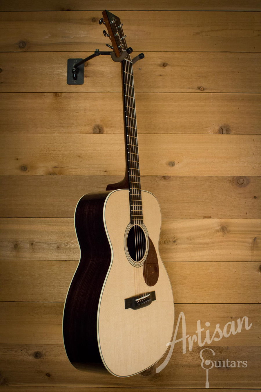 Collings OM2 Custom DD Sitka Spruce and Indian Rosewood  ID-10253