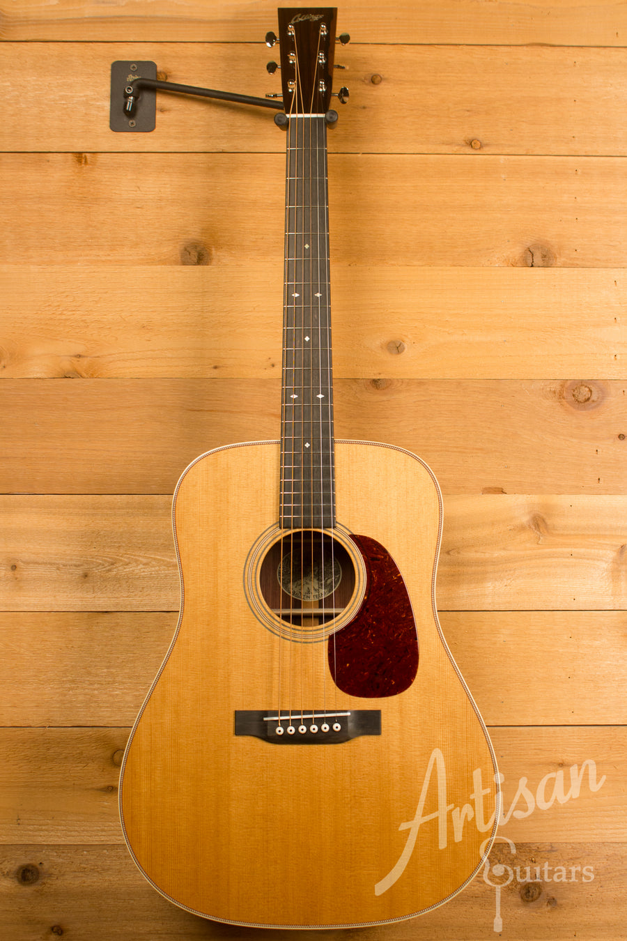 Collings D2H T Baked Stika Spruce and Indian Rosewood ID-11377