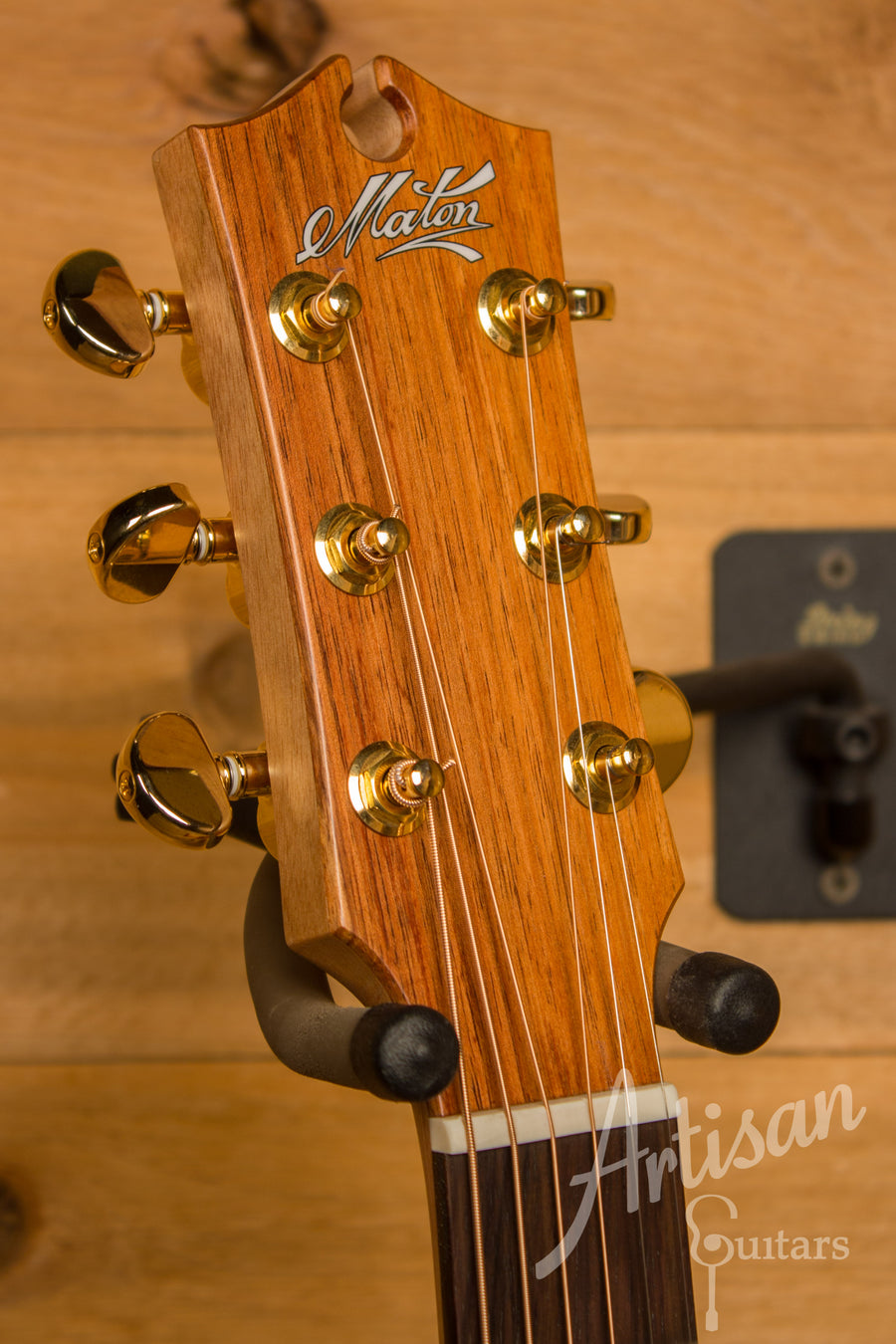 Maton EBG808 Artist Series Sitka Spruce and Blackwood ID-11321