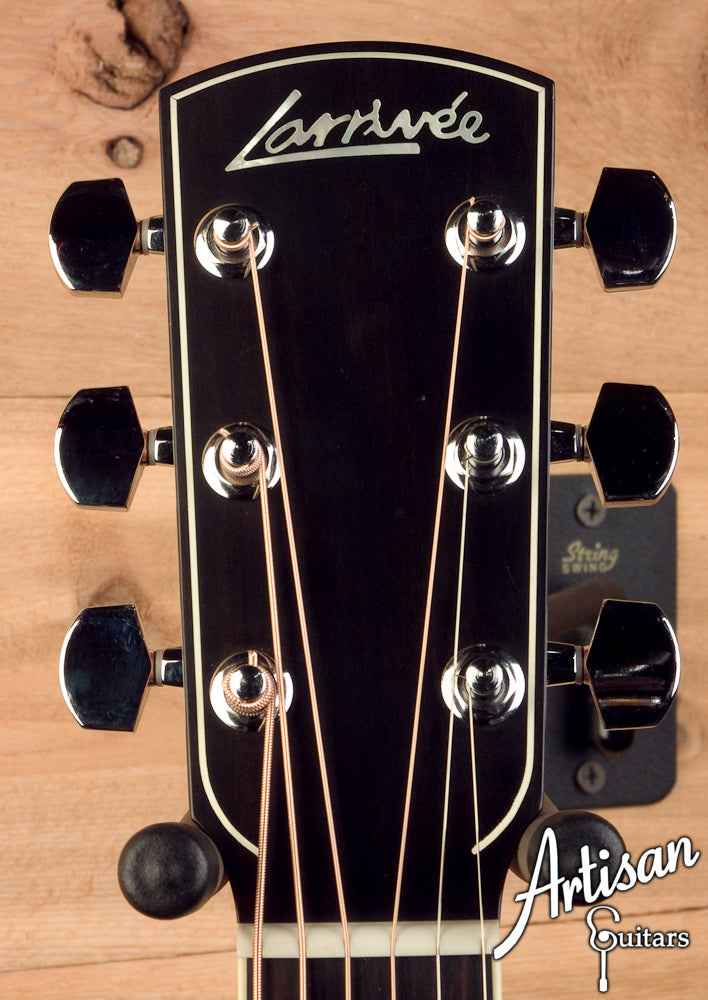 2004 Larrivee DV-10 Indian Rosewood and Sitka Spruce ID-5359 - Artisan Guitars