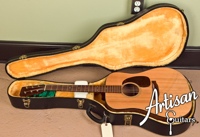 1966 Martin D-18 Sitka Spruce and Mahogany **NEW PRICE!** ID-5921 - Artisan Guitars
