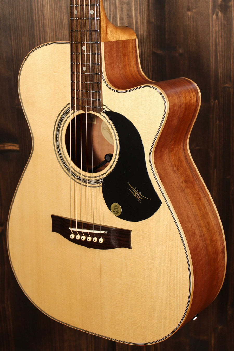 Maton Guitars EBG808C JR Signature - 14366 - Artisan Guitars