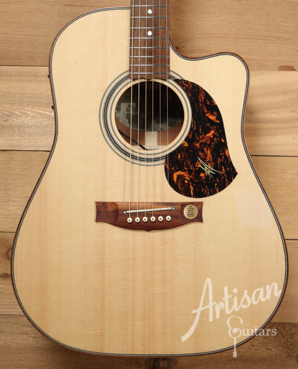 Maton EA 80C Australian Series with Sitka and Blackwood ID-8727 - Artisan Guitars