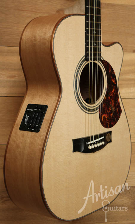 Maton EBG808C MIC FIX Michael Fix Signature Sitka and Queensland Maple with Cutaway ID-8051