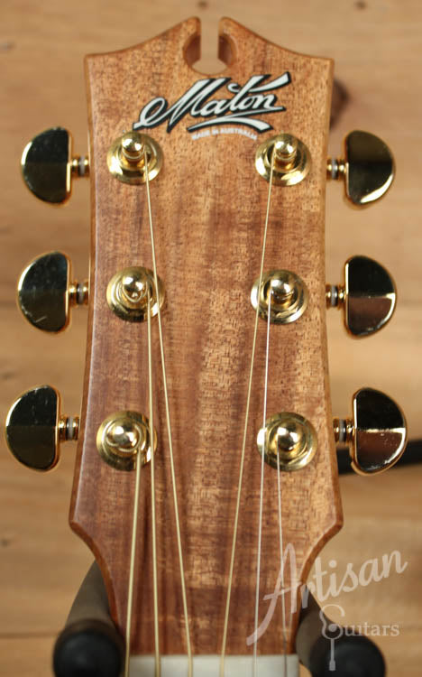 Maton EBG808 Artist Sitka with Blackwood ID-8966 - Artisan Guitars