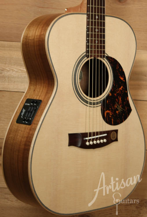 Maton EBG808 Artist Sitka with Blackwood ID-8966