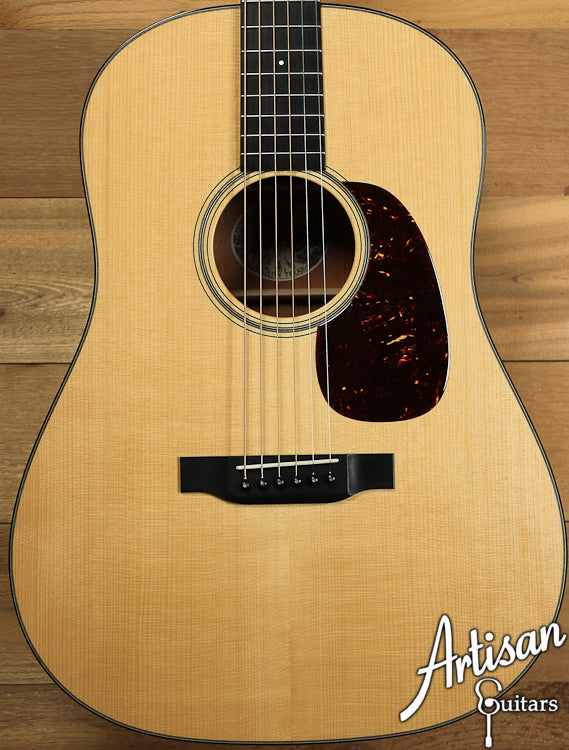 Pre Owned Collings Custom DS1A with Adirondack Red Spruce Top ID-6884 - Artisan Guitars