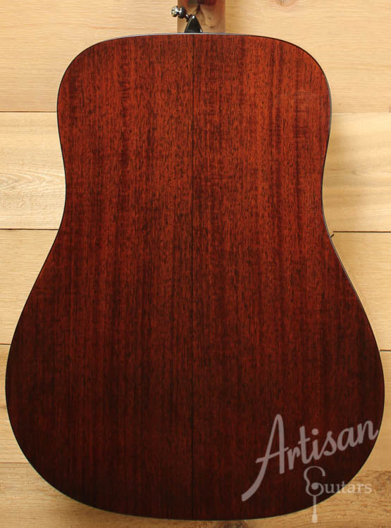 Pre Owned 2013 Collings D1H Mahogany Herringbone ID-6444