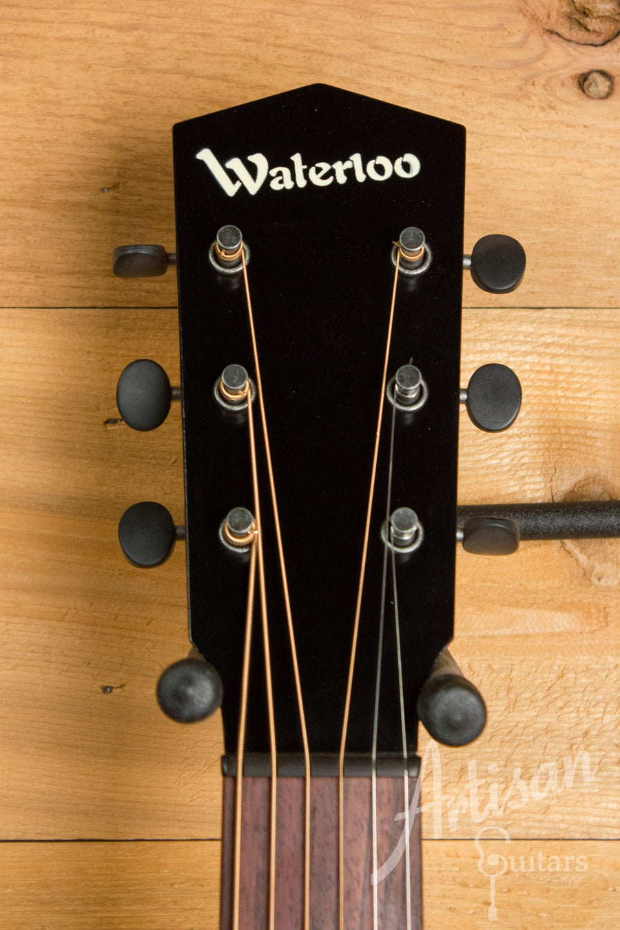 Waterloo WL-14X Guitar with Truss Rod with Sunburst Finish ID-11220 - Artisan Guitars